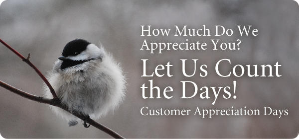 Customer Appreciation
